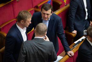 Василий Петьовка отчитывается перед избирателями