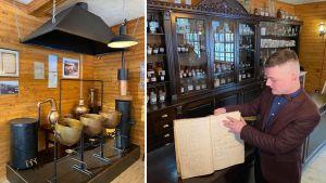 Львовщина: Появилась аптека-музей изобретателя Яна Зега