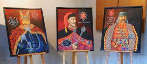 Черкассы: На портретах — полковники