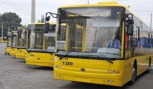Сумы: Троллейбусы ожидают, нужны водители