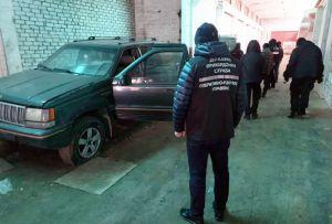 Сумщина: У контрабандистов отобрали джипы