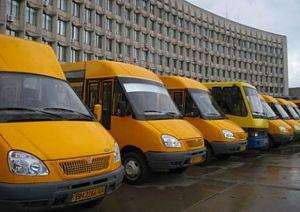 В Сумах с 1 февраля на 40% подорожала стоимость проезда в микроавтобусах