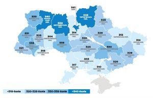 Житомирщина: Возглавили рейтинг благоприятности условий для бизнеса