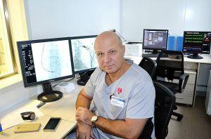 Мариупольская больница  становится мощным кардиологическим центром