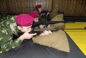 Полтавщина: Современные джуры в бою не промахнутся