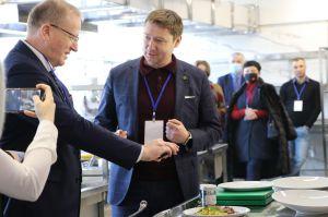 Подготовка будущих поваров — это реакция на нужды рынка труда