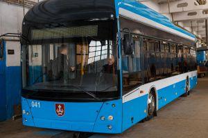 Винница: Изготовят десять собственных троллейбусов