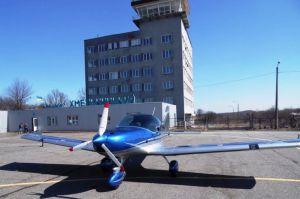 Хмельницкий аэропорт ждет самолеты