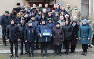 Житомирщина: Павших земляков увековечили в мемориальной книге