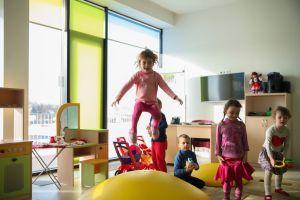 Днепропетровщина: Детсад борется за архитектурную премию ЕС