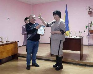 Житомирщина: Наградили соловушек