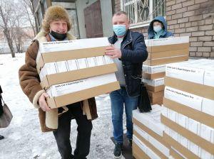Запорожье: Ковидных тестов закупили на 26 млн грн