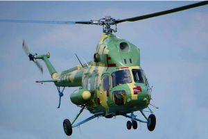 Миколаївщина: Новий вертоліт для ВМСУ