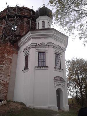 Мазепинскую церковь все же восстановят!