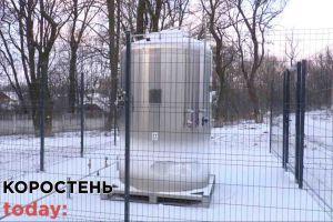 Житомирщина: Вместо баллонов — кислородная станция