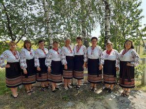 Рівненщина: В ансамблі «Оберіг» співають і багатодітні мами