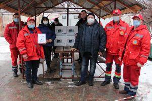 Луганщина: Мобильные аппараты ИВЛ от Минздрава