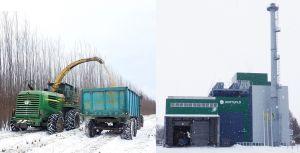 Житомирщина: Полесская ТЭС будет работать на биомассе
