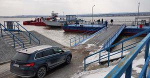 Одесчина: Возобновили работу паромного комплекса