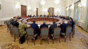 In Kiew kündigt man harte Entscheidungen wegen Gefahren für nationale Sicherheit an