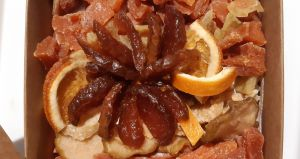 Днепропетровщина: В самом невероятном селе  будут изготовлять цукаты из тыквы