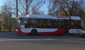 Осовременивают троллейбусный парк