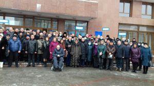Івано-Франківськ: Вимагають змін у Бюджетному кодексі