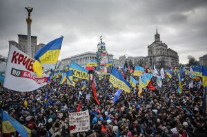 The Verkhovna Rada recognizes EuroMaidan as a historic event and calls to investigate crimes against its participants
