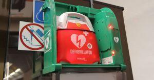 Київ: На станціях метро будуть автоматичні дефібрилятори