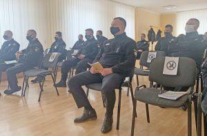 Ривненщина: Полицейских обучали деловому языку