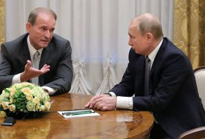 Solo el presidente ruso Vladimir Putin puede poner fin a la guerra en Ucrania