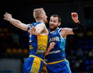 Баскетбол. Збірна України посіла перше місце у відбірній групі!