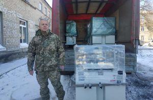 З турботою про маленьких мешканців Донбасу