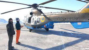 Гвардійці опановують французьку авіатехніку