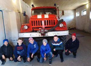 На Рівненщині у громадах створюють добровільні місцеві пожежні команди