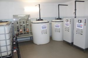Херсон: Сэкономят на обеззараживании воды