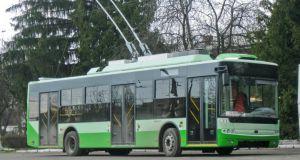 Луцк: Толлейбус получит  систему обеззараживания