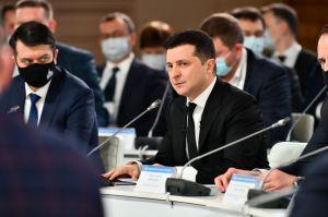 Указ Президента України Про Конгрес місцевих та регіональних влад при Президентові України