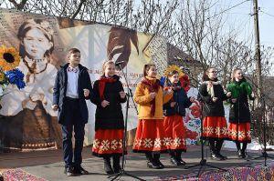 Врочисто відзначили 150-річчя з дня народження Лесі Українки