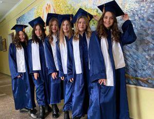 Хмельнитчина: Педагогам вручили дипломы магистров