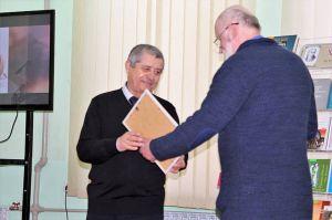 Лауреатом премії став поет з Поділля