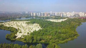Киев: Концепцию парка визуализировали