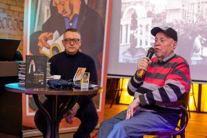 В Киеве представили книгу о легендарном тренере Михаиле Завьялове