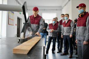 Ривненщина: Сарненское учебное заведение готовит  востребованных на рынке труда специалистов