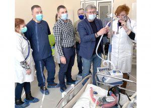 Кропивницький: Медики опановують обладнання