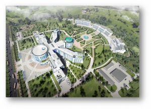 Донетчина: В Краматорске появится современный медицинский городок