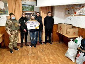 Луганщина: Вдячні за допомогу