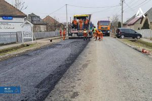 Закарпатье: Восстанавливают автодороги