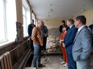 Ивано-Франковщина: Аварийная школа — в Национальной программе