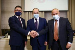 Донеччина: У Маріуполі з'явиться інноваційний медцентр